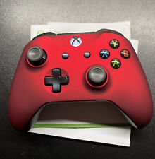 Microsoft Red   Xbox One Wireless Model 1708 Controller Bluetooth - Red