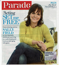 Parade September 23 2018 Sally Field Acting Set Me Free Tom Selleck Blue Bloods