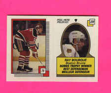 Ray Bourque NHL Ultimate Hockey Stickers Set of 52 Boston Bruins