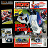 MOTO JOURNAL 1744 KAWASAKI ER-6F & 650 VERSYS BMW K 1200 R SPORT TRIAZUMA 2007