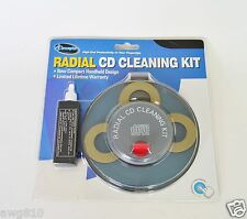 IConcepts radial CD cleaning kit
