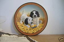 ~FOWL PLAY~FIELD PUP FOLLIES~COLLECTOR PLATE~#3~