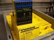 TURCK MULTISAFE SAFETY SWITCH pn:     MS1-22EX0-R     24VDC