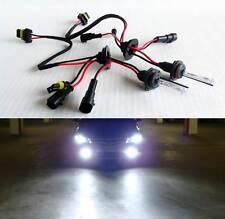 2x XENON HID Bulbs H11 H9 H8 6000K Crystal White 35W for 08 Acura MDX RDX RL TSX