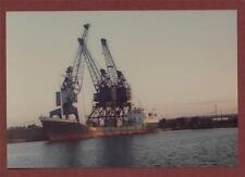 'MONSUNEN' Cargo Ship  photograph  zk.80