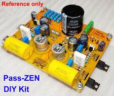 DIY Kit PASS ZEN Single-end Class A Headphone Amplifier 5W DC 24V HIFI PC Amp