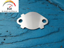 EGR Blanking Plate Holden Colorado RG MY14 MY15 MY16 2.8L TD Late 2013-ON