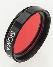 Sigma R60 Farbfilter Rot 22,5 mm