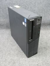 Lenovo ThinkCentre M81 SFF PC Intel Core i3-2130 3.40GHz 4GB RAM No HDD