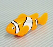 Water Toy Robo Fish Nemo Electric Auto Swim Function Tub, Pool, Aquarium Yellow
