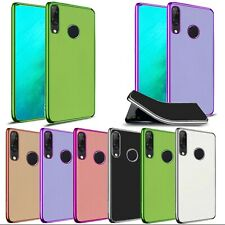 For Huawei P30 P40 Y6 Y7 2019 P Smart 2019 Full Color TPU Silicon Gel Case Cover