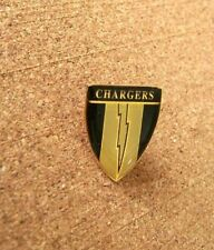 New listing 1994 San Diego Chargers shield NFL lapel pin c30423