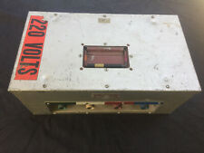 400 Amp 220V Distro Box Mole Richardson Type 4881 400A 120V 240V
