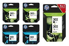 Original HP 302 HP302XL Druckerpatronen Tinte