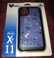 Disney Parks Haunted Mansion Iphone Cover Case XR/11 New Ghosts Maid Clock Plaqu