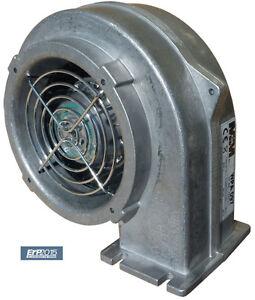 WPA-097 kleines Kesselgebläse, Gebläse, Druckgebläse Holzvergaser Ventilator