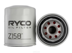 Ryco Oil Filter Z158 fits Toyota Liteace 1.5 (KM31_V, KM36_V)