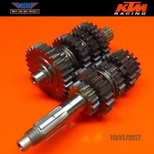 1998 KTM 300 380 250 MXC Transmission Gear Box Main Drive Shaft 54633003400