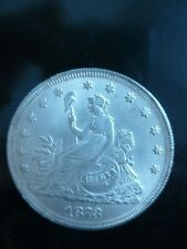 Münze Trade  Dollar United States of America Dollar 1873
