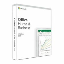 Microsoft T5D-03216 Office Home and Business 2019