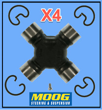 4 X HD Super Strength Driveshaft Universal Joints RWD/4WD Moog Greasable