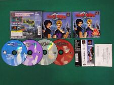 PlayStation -- Helix fear effect -- PS1. JAPAN GAME. works fully!! 35212