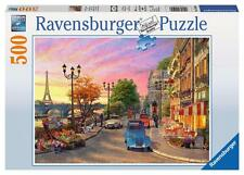 Ravensburger 14505 500 Pieces A Paris Evening Jigsaw Puzzle 49.3cm x 36.2cm New
