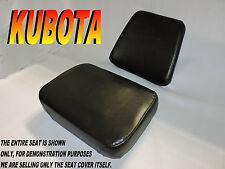 Kubota Seat cover M5700 M6800 M5400 M8030 M9000 M7030 M5030 M8200 M Series 359
