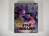 Star Crusader (PC, 1994) - Brand New Cellophane Sealed RARE BIG BOX PC GAME