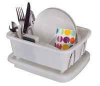 Kampa Storage Dish/Washing Up Drainer Box For Camping/Motorhome/Caravan