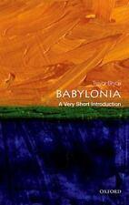 BABYLONIA - BRYCE, TREVOR - NEW PAPERBACK BOOK