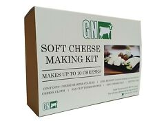 Cheese Making Kit - makes 10+ Cheeses! (Vegetarian)