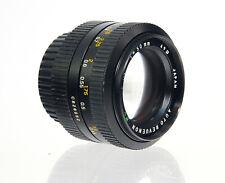 Auto Revuenon MC 1:1.4 f=50mm Objektiv für Pentax-K Lens - 33459