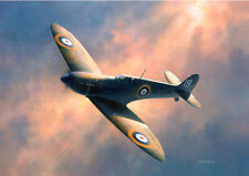 Supermarine Spitfire Mk.I 19 Squadron Aircraft Plane Birthday Fathers Day Card