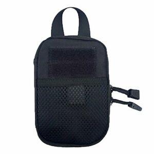 Tactical Molle Belt Waist Bag Pack Military Pouch Waist Fanny Pack Phone Pocket