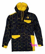 NWOT The North Face Boys Blake Waterproof Jacket Black Print Youth XL 18/20 $140
