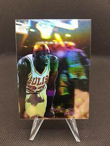 Michael Jordan 1991-92 Upper Deck Award Winner Hologram AW1 Scoring