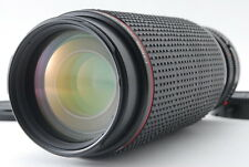 [AB Exc+] Canon NEW FD NFD 100-300mm f/5.6 L Zoom Lens w/ Caps From JAPAN Y4078