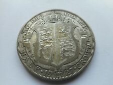 1927 George V Half Crown Coin