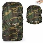 Backpack Rain Cover Waterproof Rucksack Covers For Hiking Camping Portable Lot