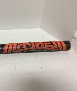 Shaved & Rolled Worth Mayhem Homerun Derby Softball Bat 28oz ASA