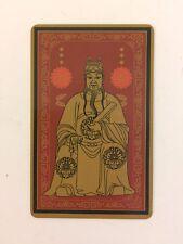 2018 FENG SHUI TAI SUI CARD AMULET GRAND DUKE USA SELLER