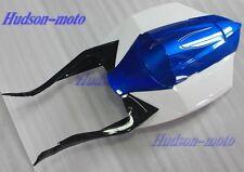 Rear Tail Seat Cowl Fairing For SUZUKI GSXR600 GSXR750 2008-2009 White/BK/Blue