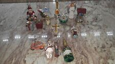 Old World Christmas OWC Glass Ornaments