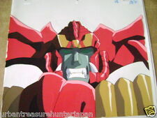 TRANSFORMERS BEAST WARS NEO MAGMATRON ANIME PRODUCTION CEL 4