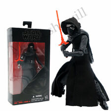 "Star Wars Rise of Skywalker The Black Series 6"" Sith Jedi Kylo Ren Action Figure"