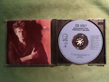 Don Henley. Building The Perfect Beast. Compact Disc. 1986. Made In Australia