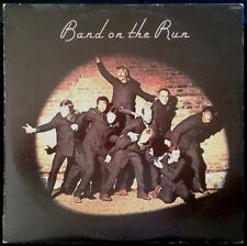 PAUL McCARTNEY & WINGS  - Band On The Run - SPAIN LP Emi Odeon 1973 - Beatles