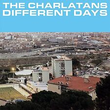 THE CHARLATANS DIFFERENT DAYS CD (New Release May 19th 2017)