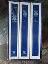 MARINE MAMMAL COMMISSION COMPENDIUM OF TREATIES & DOCUMENTS 3-VOLUME BOOK SET